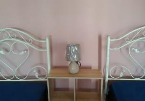 nella foto vedo una camera di una casa vacanze in  in Salento  Puglia