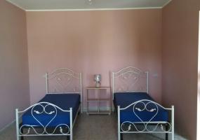 nella foto vediamo parte della quadrupla di una casa vacanze in Torre Pali in Salento