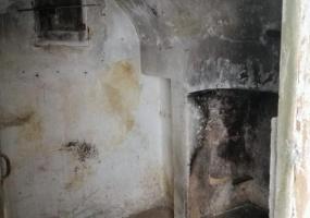 nella foto vediamo una parte di una casa antica salentina
