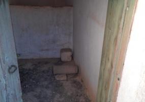 nella foto vediamo un granaio tipico delle case antiche in morciano di leuca