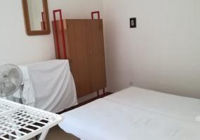 nella foto vediamo una camera da letto in torre vado