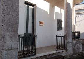 foto di una casa da ristrutturare in salento ubicata in Salignano